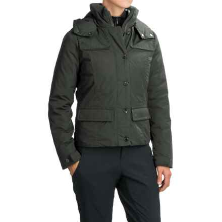 Bogner Fire + Ice Vanja-D Down Jacket - 600 Fill Power (For Women) in Cool Grey - Closeouts