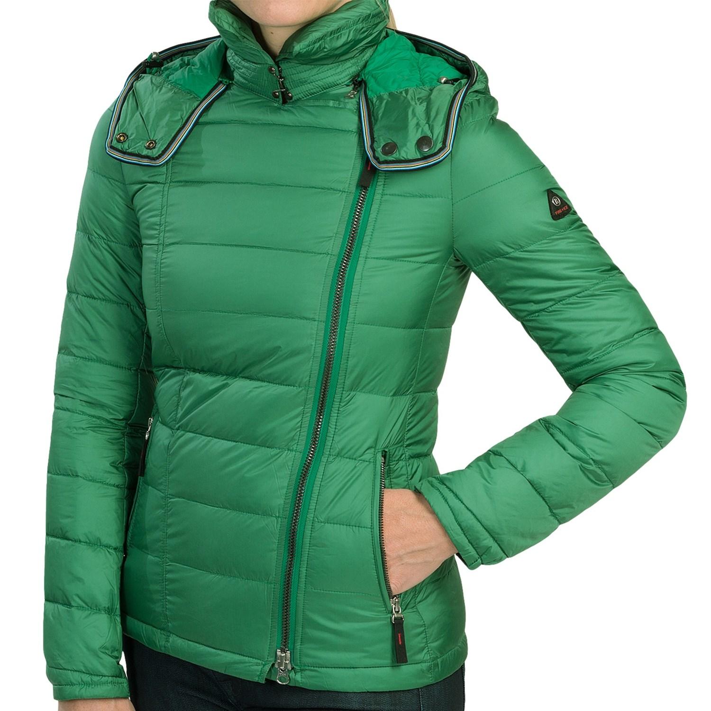 bogner fire ice yvett d down jacket for women save 30. Black Bedroom Furniture Sets. Home Design Ideas