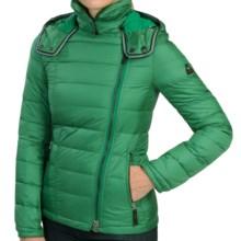 Bogner Fire + Ice Yvett-D Down Jacket - 600 Fill Power (For Women) in Green - Closeouts