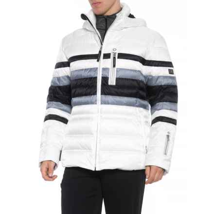 Bogner Flinn-D Jacket - Insulated (For Men) in Off White - Closeouts