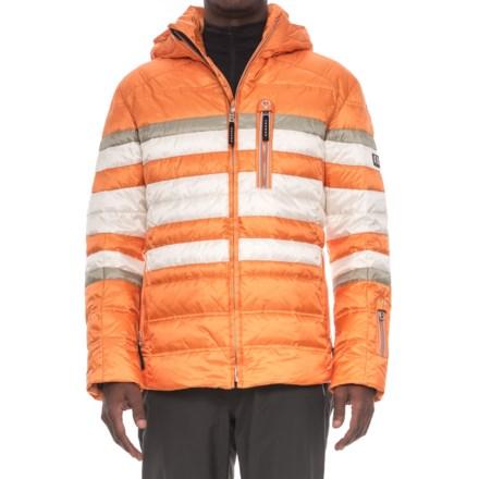 563cfb3e30 Bogner Flinn-D Jacket - Insulated (For Men) in Orange - Closeouts