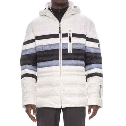 Bogner Flinn-D Jacket - Insulated (For Men) in White - Closeouts