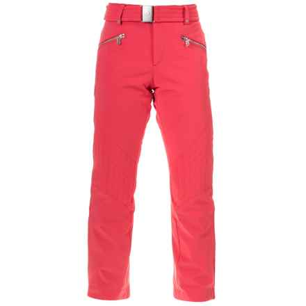 Bogner Franzi Ski Pants (For Women) in Red - Closeouts