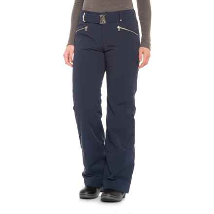 Bogner Frida-T Ski Pants - Insulated (For Women) in Blue - Closeouts