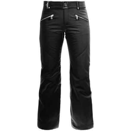 Bogner Frida-T Stretch Ski Pants - Insulated (For Women) in Black - Closeouts
