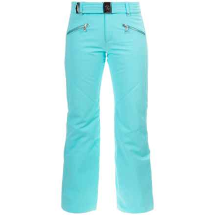Bogner Frida-T Stretch Ski Pants - Insulated (For Women) in Ocean Blue - Closeouts