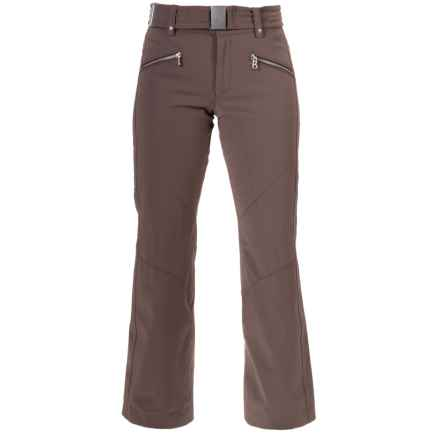 Bogner Frida-T Stretch Ski Pants - Insulated (For Women) in Smoked Oak - Closeouts