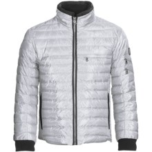 Bogner Godwin Down Ski Jacket - 750 Fill Power (For Men) in Silver - Closeouts