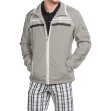 Bogner Goias Golf Jacket (For Men) in Mountain Grey - Closeouts
