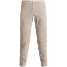 Bogner Gunar Techno Stretch Gabardine Golf Pants (For Men) in Beige - Closeouts