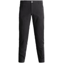 Bogner Gunar Techno Stretch Gabardine Golf Pants (For Men) in Black - Closeouts