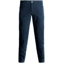 Bogner Gunar Techno Stretch Gabardine Golf Pants (For Men) in Navy - Closeouts