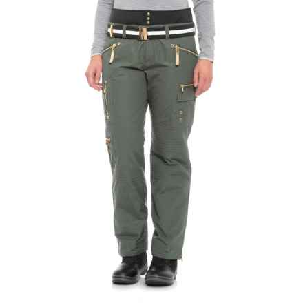 Bogner Gwenn Ski Pants - Insulated (For Women) in Grey - Closeouts