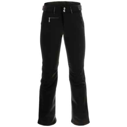 Bogner Hailey Stretch Ski Pants (For Women) in Black - Closeouts