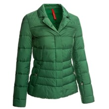Bogner Hayden-D Down Jacket - 700 Fill Power (For Women) in Green - Closeouts