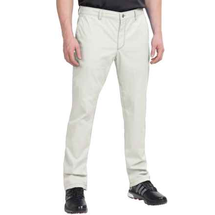 Bogner Hunter-G Golf Pants (For Men) in White - Closeouts