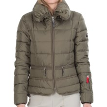 Bogner Inka D Down Ski Jacket (For Women) in Olive - Closeouts