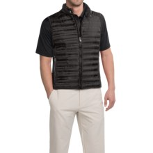 Bogner Jake-D Down Golf Vest (For Men) in Black - Closeouts
