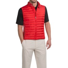 Bogner Jake-D Down Golf Vest (For Men) in Red - Closeouts