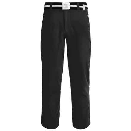Bogner James-T Stretch Ski Pants - Waterproof (For Men) in Black - Closeouts