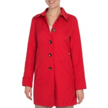 Bogner Janina Jacket - Long, Twill (For Women) in Red - Closeouts