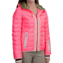 Bogner Josefa Down Ski Jacket - Insulated (For Women) in Coral - Closeouts