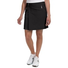 Bogner Karyn-G Golf Skort (For Women) in Black - Closeouts