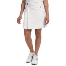 Bogner Karyn-G Golf Skort (For Women) in White - Closeouts