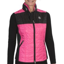 Bogner Kate Lightweight Golf Vest - Insulated (For Women) in Black - Closeouts
