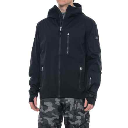 Bogner Kick-T Ski Shell Jacket - Waterproof (For Men) in Black - Closeouts