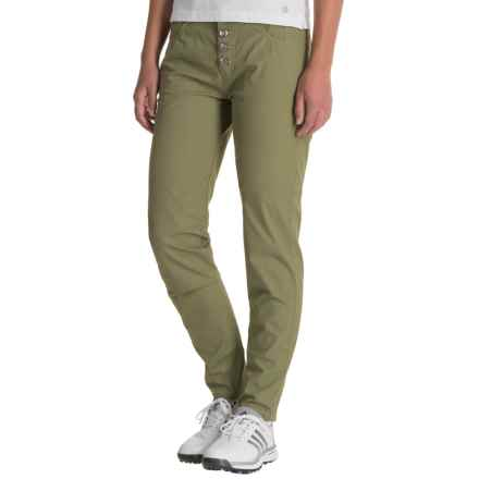 Bogner Kylie Golf Pants (For Women) in Misty Green - Closeouts