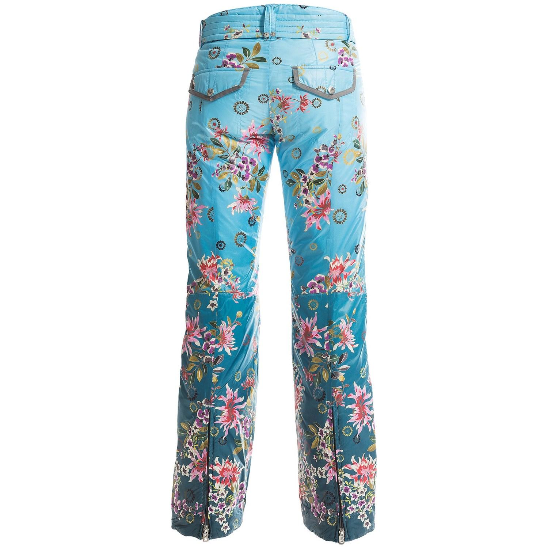 Luxury Womens Palazzo Leggings Ladies Printed Wide Leg Parallel Pants Flared Trousers | EBay