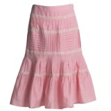 Bogner Linen-Silk Gypsy Skirt (For Women)