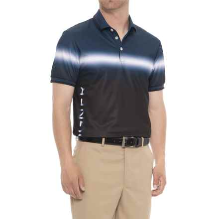 Bogner Linus Golf Polo Shirt - Short Sleeve (For Men) in Blue - Closeouts