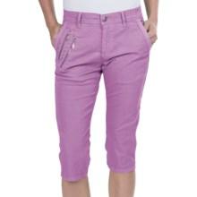 Bogner Lula Capri Golf Pants (For Women) in Orchid - Closeouts