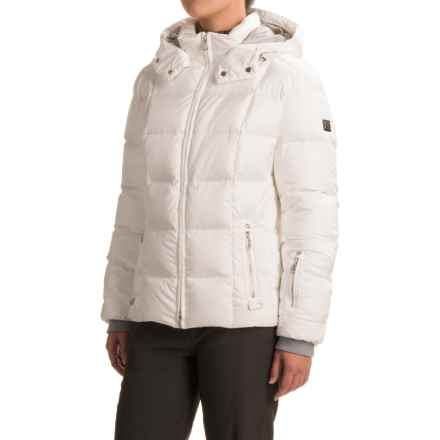 Bogner Mabel-D Down Ski Jacket - 750 Fill Power (For Women) in Off White - Closeouts