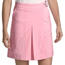 Bogner Maiken Wrap-Around Golf Skirt (For Women) in Pink - Closeouts