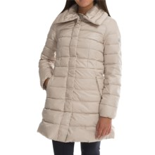 Bogner Malene Down Car Coat (For Women) in Champaign - Closeouts
