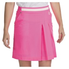 Bogner Marina Fitness Functional Golf Skort (For Women) in Pink - Closeouts