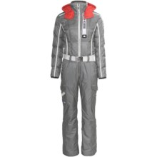 Bogner Mary-D Down Ski Suit (For Women) in Stone - Closeouts
