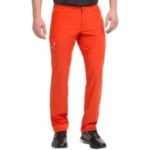 Bogner Matteo-G Cargo Golf Pants (For Men) in Red - Closeouts