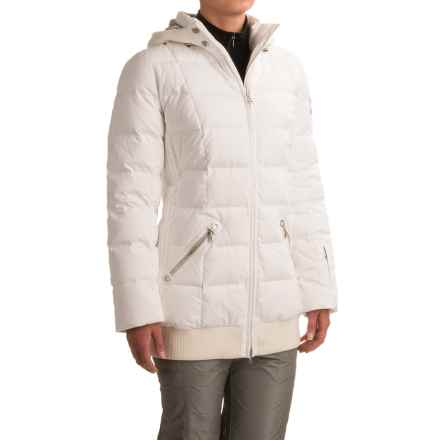 Bogner Megan-D Down Jacket - Insulated (For Women) in Off White - Closeouts