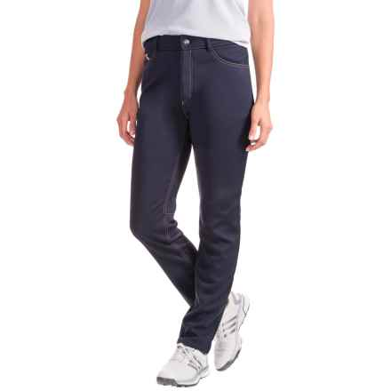 Bogner Misha Golf Pants (For Women) in Navy - Closeouts