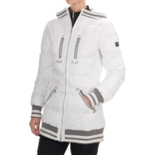 Bogner Muria-D Down Jacket - Insulated (For Women) in Off White - Closeouts