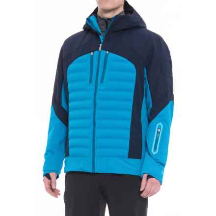Bogner Nair-T Ski Jacket - Insulated (For Men) in Blue Multi - Closeouts