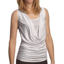 Bogner Nastasia Tank Top (For Women) in White - Closeouts
