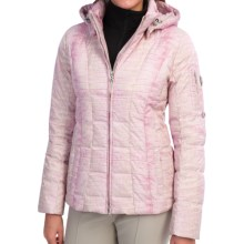 Bogner Nicky Down Ski Jacket - Insulated (For Women) in Pink Crocodile Print - Closeouts