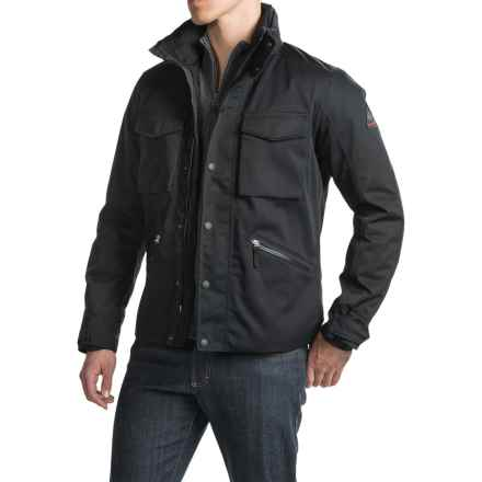 Bogner Nikko Jacket - Insulated (For Men) in Navy - Closeouts