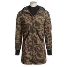 Bogner Noemi Nylon Ski Jacket - Waterproof (For Women) in Brown Print - Closeouts