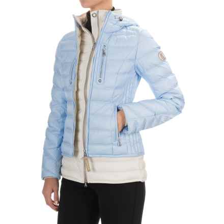 Bogner Nuri-D Down Ski Jacket (For Women) in Powder Blue - Closeouts